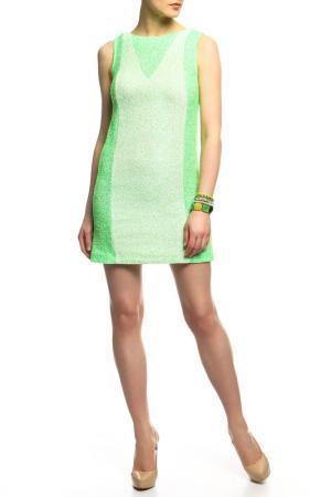 Платье AMERICAN RETRO. Цвет: зеленый
