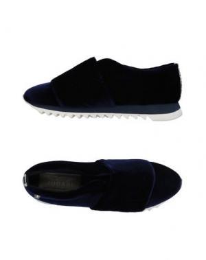 Низкие кеды и кроссовки JUDARI. Цвет: темно-синий