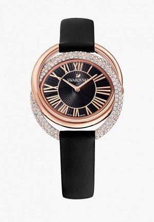 Часы Swarovski® Duo. Цвет: черный
