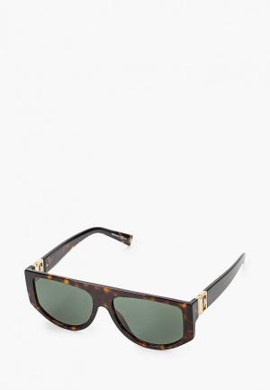 Очки солнцезащитные Givenchy GV 7156/S 086. Цвет: коричневый