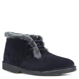 Ботинки A411892D темно-синий NERO GIARDINI