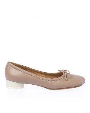 Туфли S59WZ0077 39 коричневый MM6 Maison Margiela. Цвет: коричневый