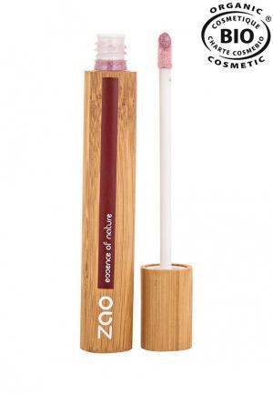 Блеск для губ ZAO Essence of Nature 001 розовый