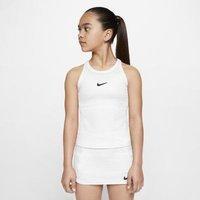 Теннисная майка для девочек школьного возраста NikeCourt Dri-FIT