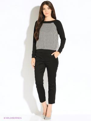 Капри Vero moda. Цвет: черный