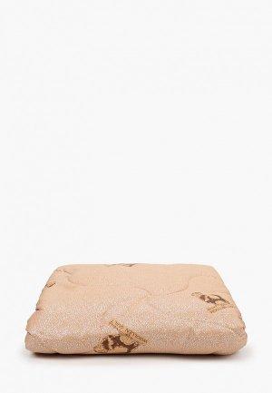 Одеяло детское Эго 140х110 см. Цвет: коричневый