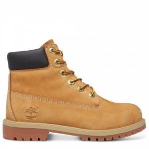 Ботинки 6 Inch Premium Boot Timberland. Цвет: желтый