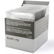 Очищающие салфетки для тела Shower Sheets (12 салфеток) Anthony