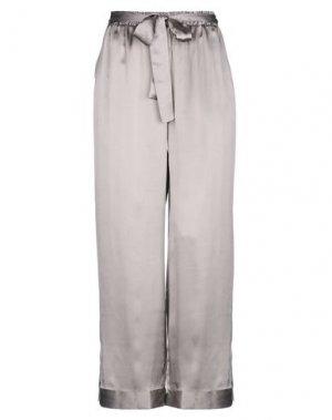Повседневные брюки GOLD HAWK. Цвет: серый