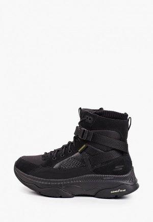 Ботинки Skechers On-The-Go Tempo. Цвет: черный