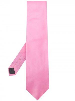 Галстук 1990-х годов Gianfranco Ferré Pre-Owned. Цвет: розовый