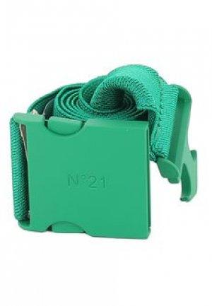 Пояс No21. Цвет: зеленый