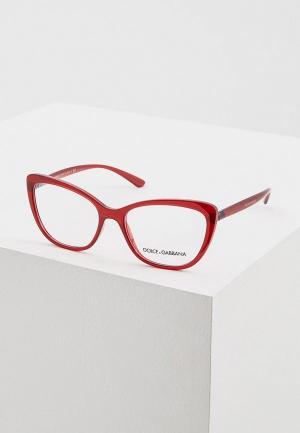 Оправа Dolce&Gabbana DG5039 1551. Цвет: бордовый