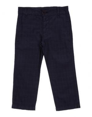 Повседневные брюки MAAN. Цвет: темно-фиолетовый