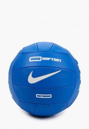 Мяч волейбольный Nike 1000 SOFTSET OUTDOOR VOLLEYBALL 18P. Цвет: синий
