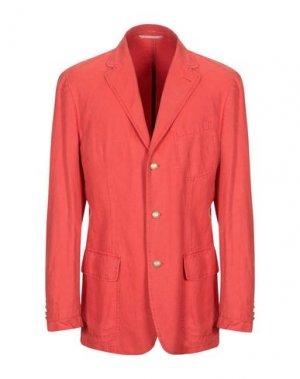 Пиджак BROOKSFIELD. Цвет: ржаво-коричневый