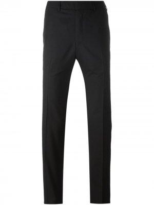 Классические брюки Fashion Clinic Timeless. Цвет: черный
