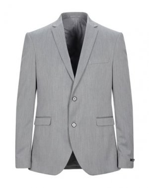 Пиджак I'M BRIAN. Цвет: серый
