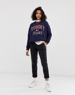 Брюки чинос -Черный Tommy Jeans