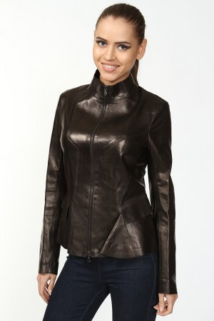 Куртка Benedetta Novi. Цвет: черный