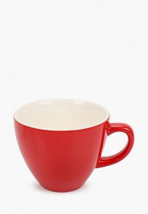 Кружка Creature Cups Лев 330 мл. Цвет: красный