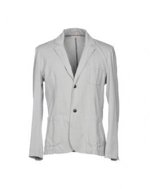 Пиджак SIVIGLIA. Цвет: светло-серый