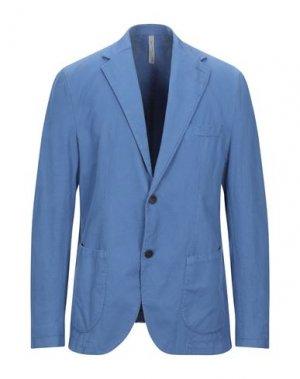 Пиджак TWENTY-ONE. Цвет: небесно-голубой