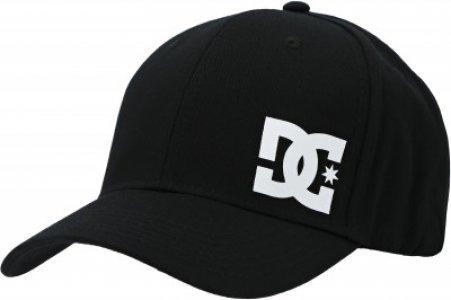 Бейсболка DC Shoes Omni Logo Decad. Цвет: черный