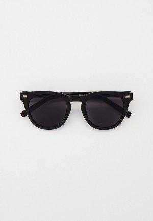Очки солнцезащитные Dorogobogato. Цвет: черный