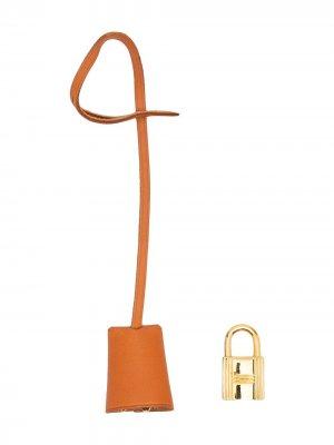 Комплект подвесного декора Herbag pre-owned Hermès. Цвет: коричневый
