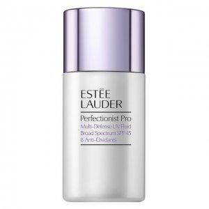 Мультизащитный флюид для лица с антиоксидантами SPF45 Estée Lauder. Цвет: бесцветный