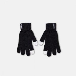 Перчатки IFingers Gloves Footwork. Цвет: черный