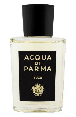 Парфюмерная вода Yuzu Acqua di Parma. Цвет: бесцветный