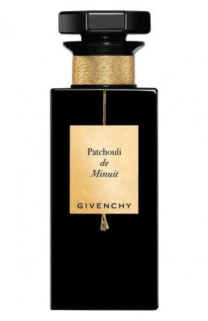 Парфюмерная вода Patchouli de Minuit Givenchy. Цвет: бесцветный