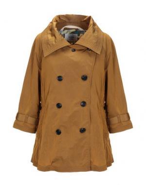 Легкое пальто DEKKER. Цвет: охра