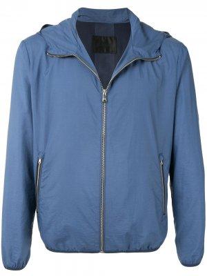 Durban легкая куртка с капюшоном D'urban. Цвет: синий