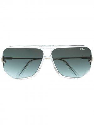 Солнцезащитные очки 850 Cazal. Цвет: белый