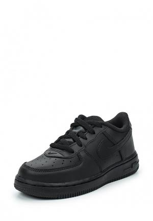 Кроссовки Nike Boys Air Force 1 06 (TD) Toddler Shoe. Цвет: черный
