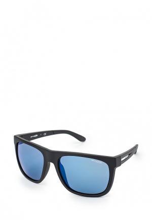 Очки солнцезащитные Arnette AN4143 01/55. Цвет: черный