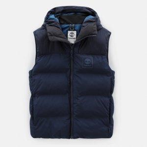 Жилеты Neo Summit Vest Timberland. Цвет: темно-синий