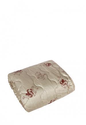 Одеяло 1,5-спальное Dream Time. Цвет: бежевый