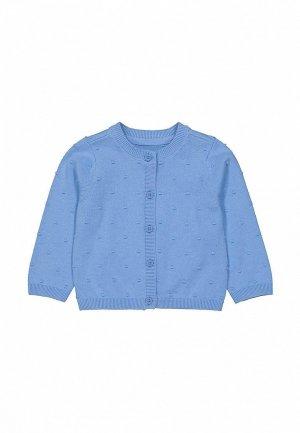 Кардиган Mothercare. Цвет: голубой