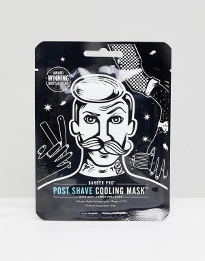 Охлаждающая маска после бритья -Бесцветный Barber Pro