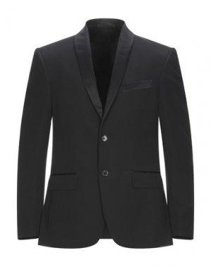 Пиджак ALV ANDARE LONTANO VIAGGIANDO. Цвет: черный