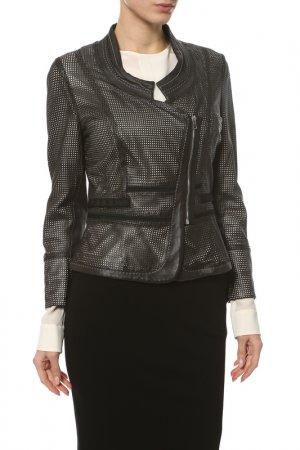 Куртка Elie Tahari. Цвет: черный