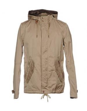 Куртка BOMBOOGIE. Цвет: хаки