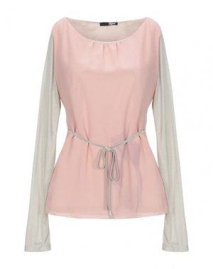 Блузка B.YU. Цвет: розовый