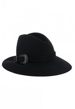 Шляпа PATRIZIA PEPE. Цвет: черный