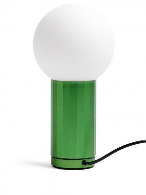 Настольная лампа Hay. Цвет: green