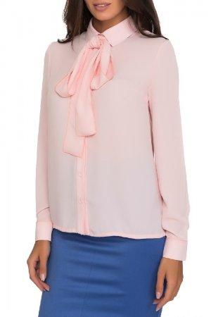 Блуза Gloss. Цвет: розовый